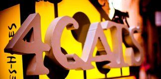 Els quatre gats: богемные ресторан Барселоны