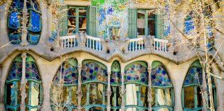 Гауди в Барселоне: самые интересные работы