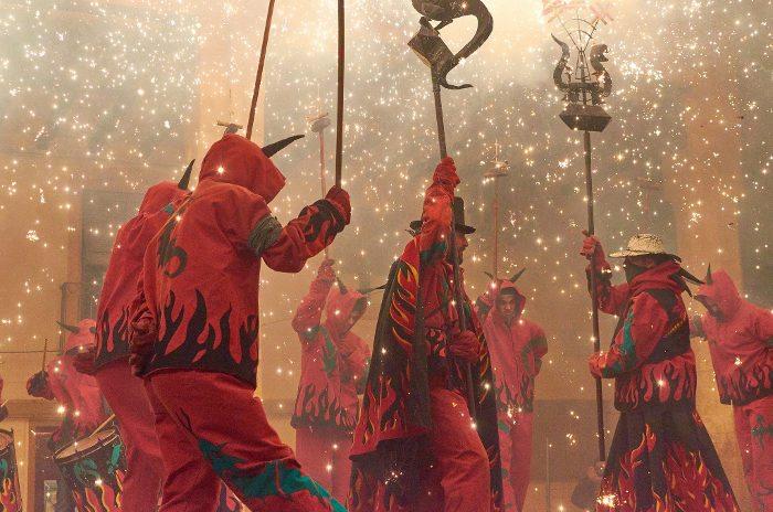 Главное январское событие в Барселоне 2018 – Festa Major de Sant Antoni