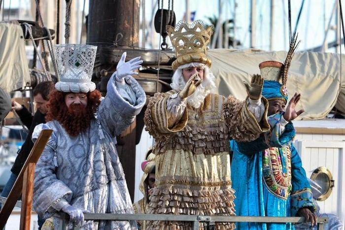 Волшебное событие в Барселоне – новогодние и рождественские мероприятия