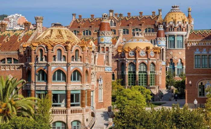 Архитектурные решения и назначение госпиталя