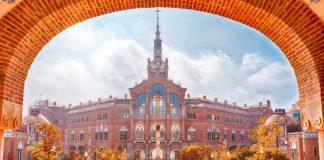 Госпиталь в Барселоне как искусство. Все о госпитале Санта-Креу и Сан-Пау