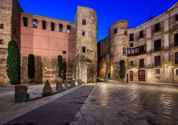Готический квартал в Барселоне: достопримечательности