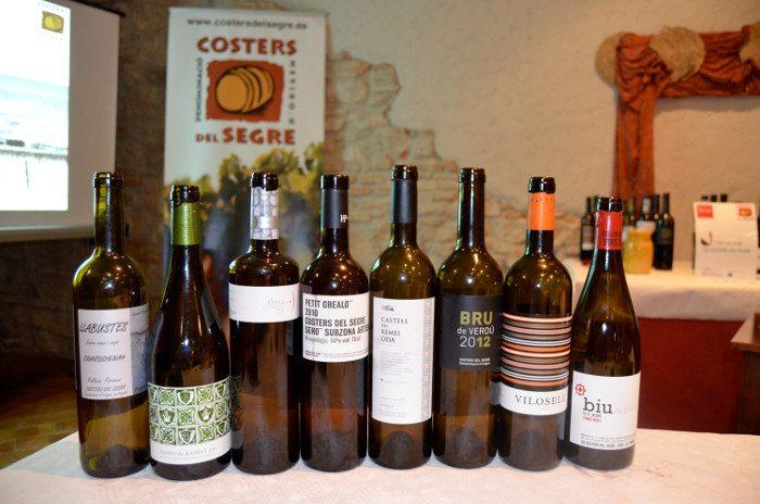 Хлеб и вино Каталонии: Costers de Segre