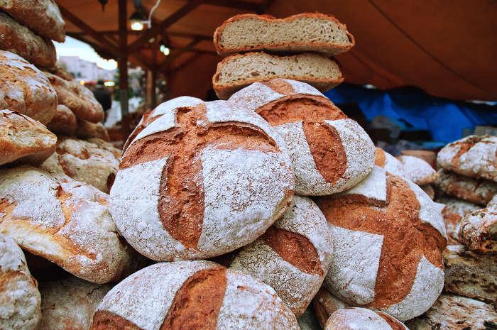 Хлеб в Fleca Balmes
