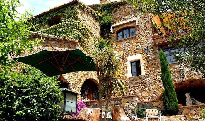 Отели Коста-Брава: Galena Mas Comangau