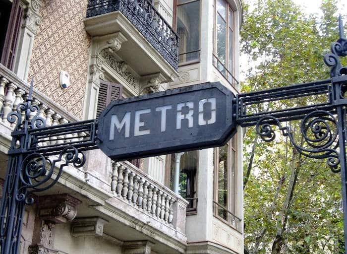 Мистические места Барселоны: призраки в метро