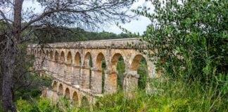 Мост Дьявола в Таррагоне