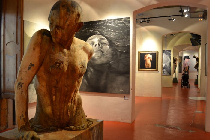 Музей искусств в Барселоне