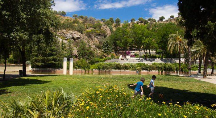 Парк де ла Круа дель Кол