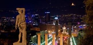 Ночная экскурсия по Барселоне