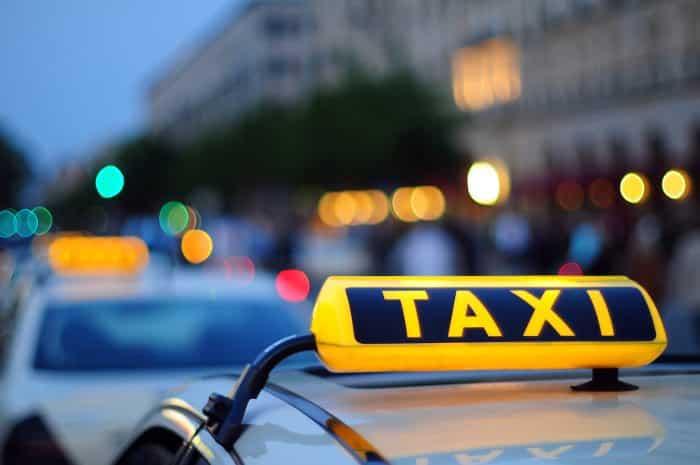 Ночное такси в Риме