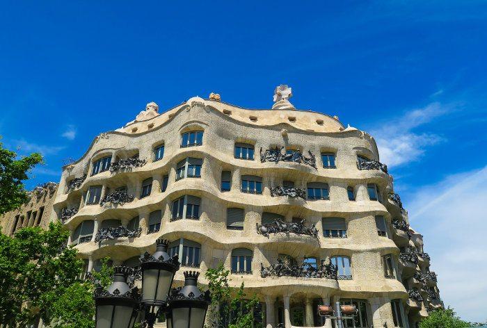 Обзорная экскурсия по Барселоне на автомобиле: Дом Мила