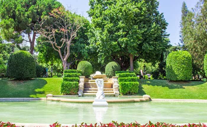 Сады Педральбес