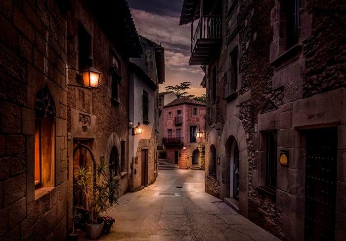 Poble Espanyol: испанская деревня