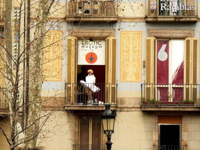 Музей Барселоны для взрослых – музей эротики