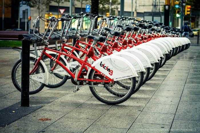 Цены в Барселоне 2018 на транспорт