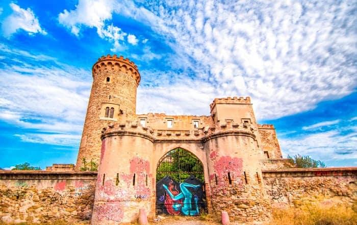 Заброшенная Башня Сальвана