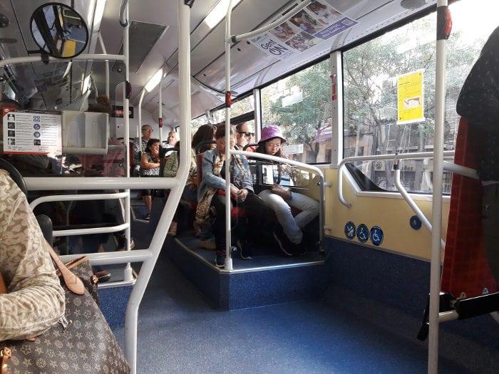 Особенности пользования автобусами