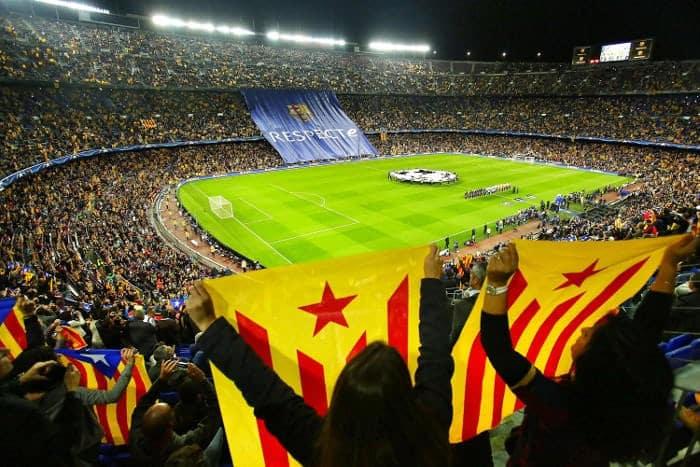 Барселона для фанатов красивого футбольного зрелища