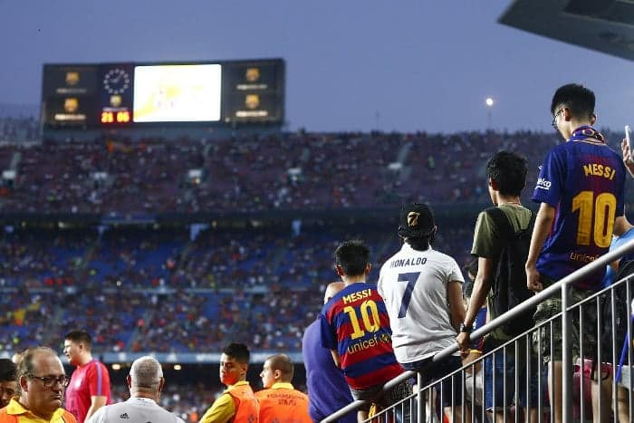 Барселона для фанатов
