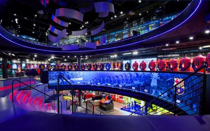FC Botiga Mega Store