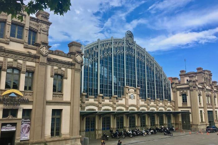 Барселона - Тосса де Мар: как добраться с автовокзала Estació Nord