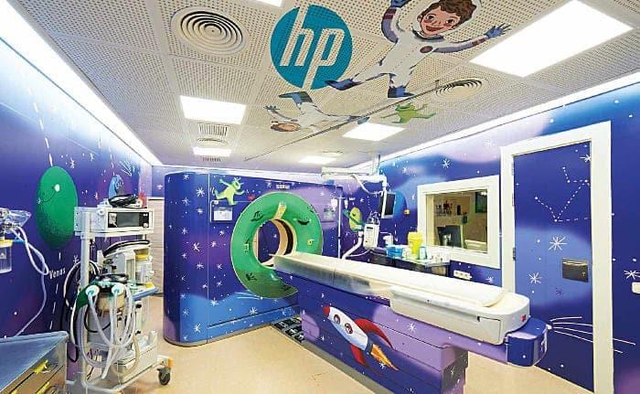 Сан Жуан де Деу – лучшая больница Барселоны для детей