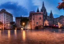 Достопримечательности Барселоны за один день