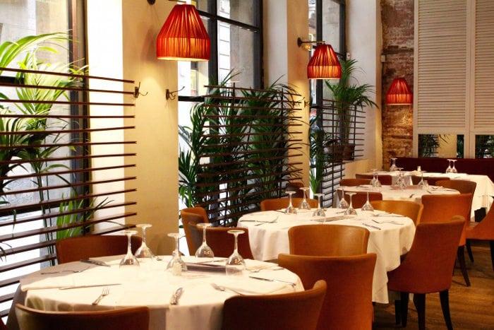 Ресторан La Fonda
