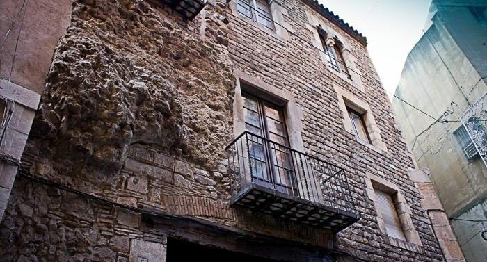 Еврейский квартал в Барселоне