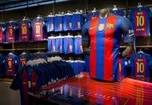 Где купить форму Барселоны