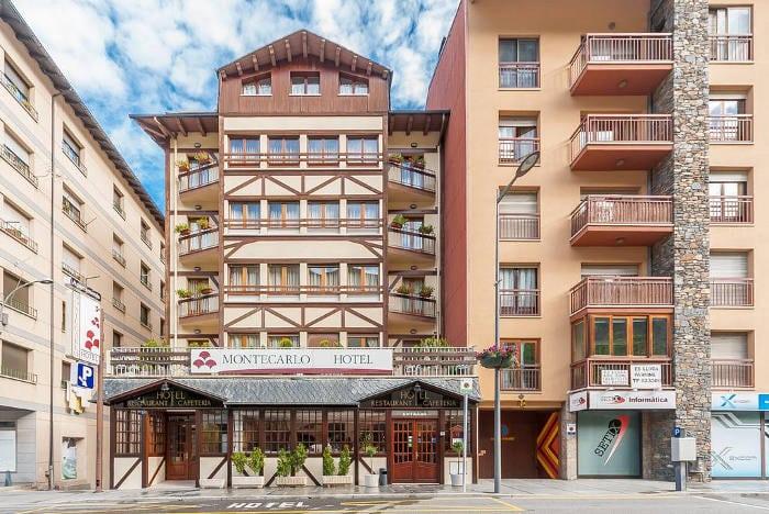 Где остановиться в Андорре ценителям домашнего уюта: Montecarlo