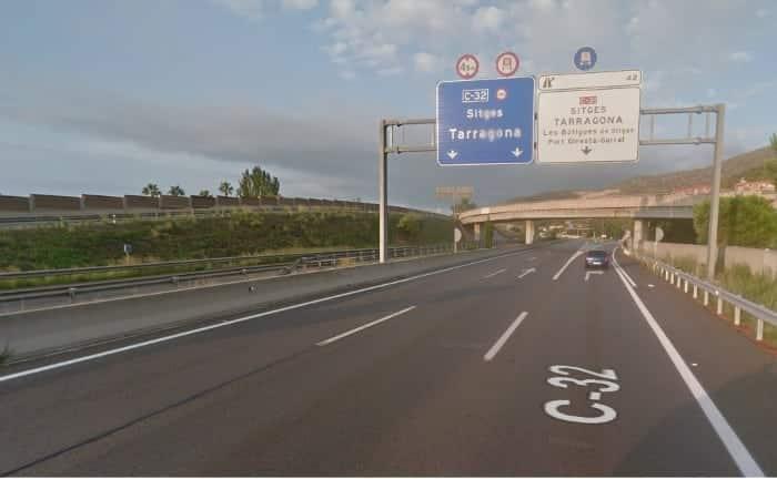 Как добраться из Барселоны в Ситжес: трасса С-32