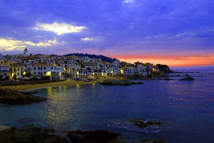 Курорты рядом с Барселоной: Калелья