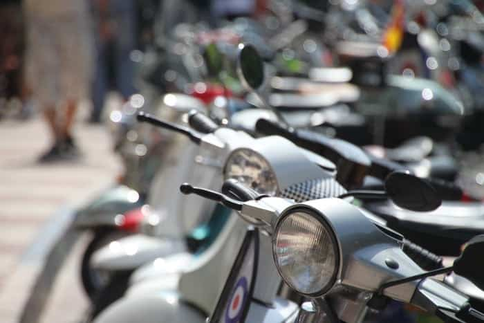 Аренда мотоцикла в Барселоне