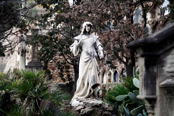 Кладбище Монтжуик: история создания