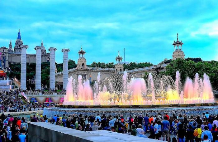 Районы Барселоны: Монтжуик