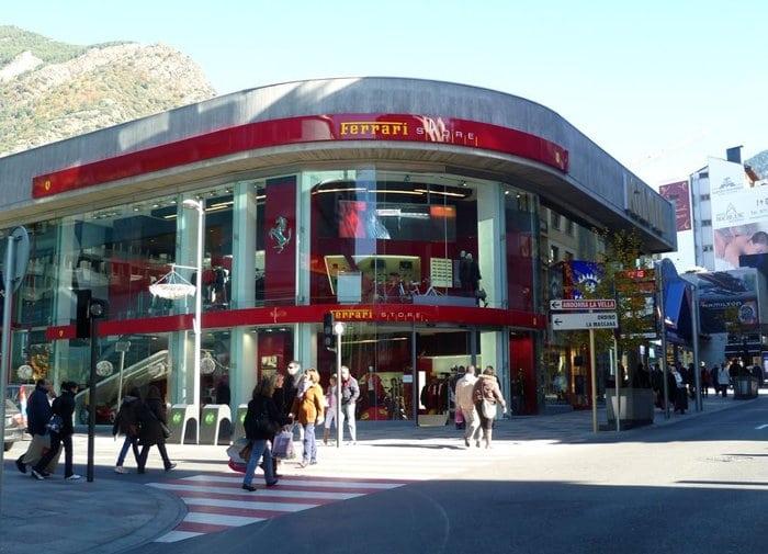Шоппинг в Андорре: как проходят распродажи