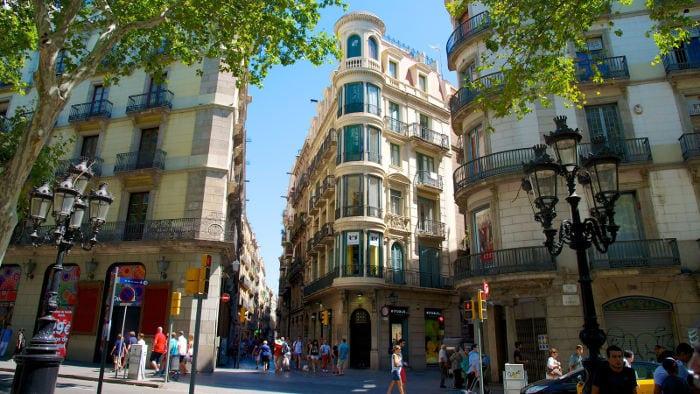 Рынок жилья в Барселоне