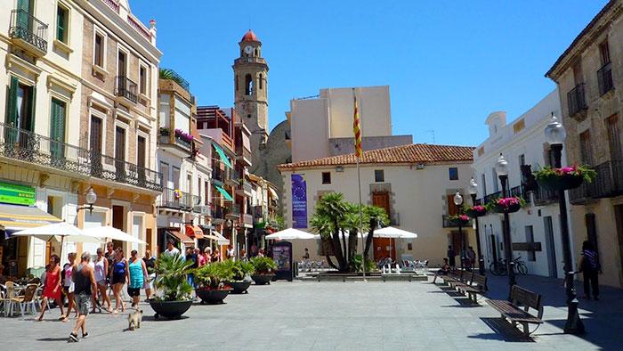 Как добраться из Калельи в Барселону: Центр Калельи