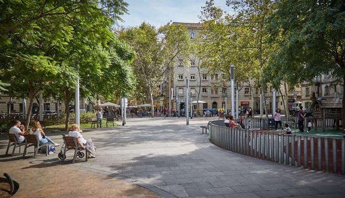 Жизнь Барселонеты