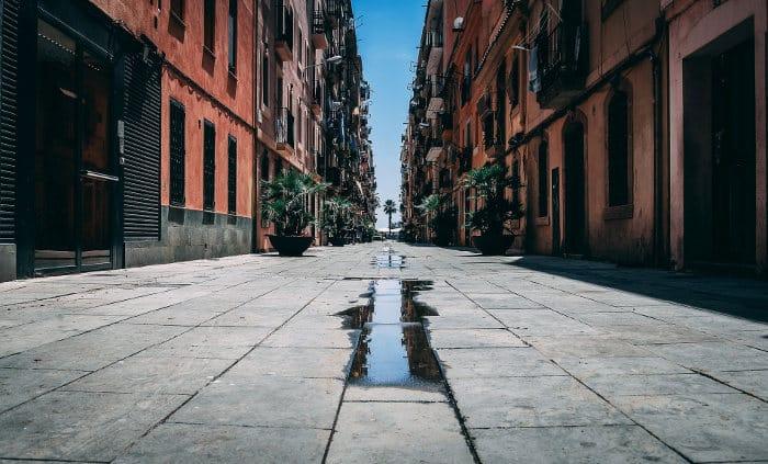Barceloneta: история района