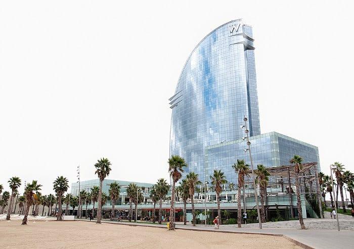 Отель - визитка Барселонеты