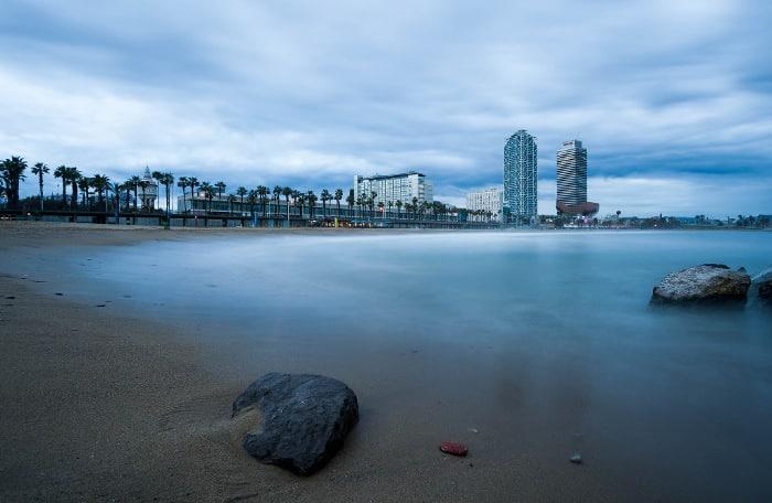 Вода Барселонеты