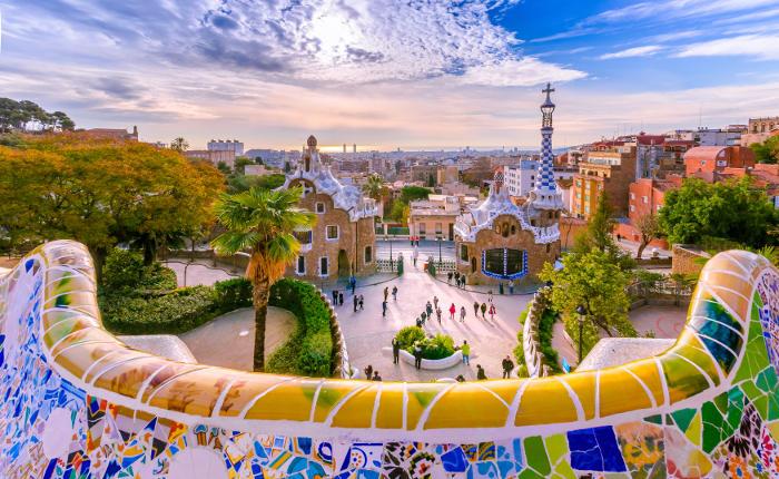 Бесплатная Барселона: полный гид