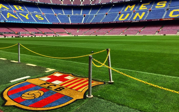 Экскурсия на Камп Ноу: тур по стадиону Барселоны