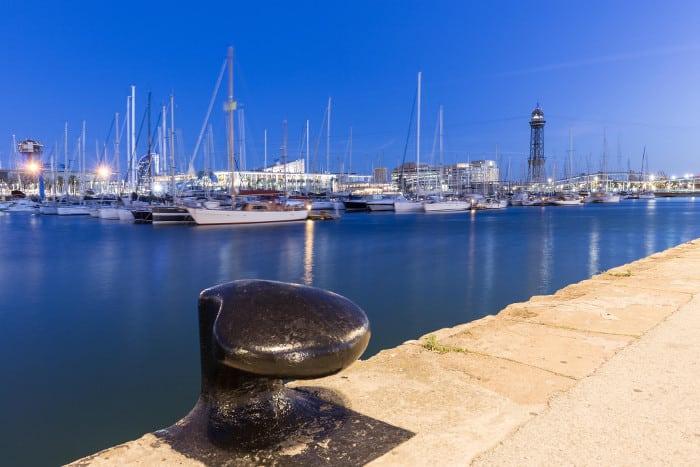 Port Vell: развитие приморской территории
