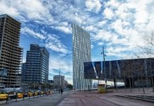 Районы Барселоны: Forum Barcelona