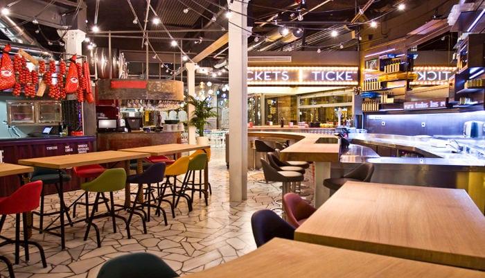 Tickets: ресторан Мишлен в Барселоне с инновационным подходом